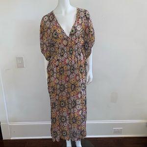 Rujuta Sheth Multi Color Maxi Dress